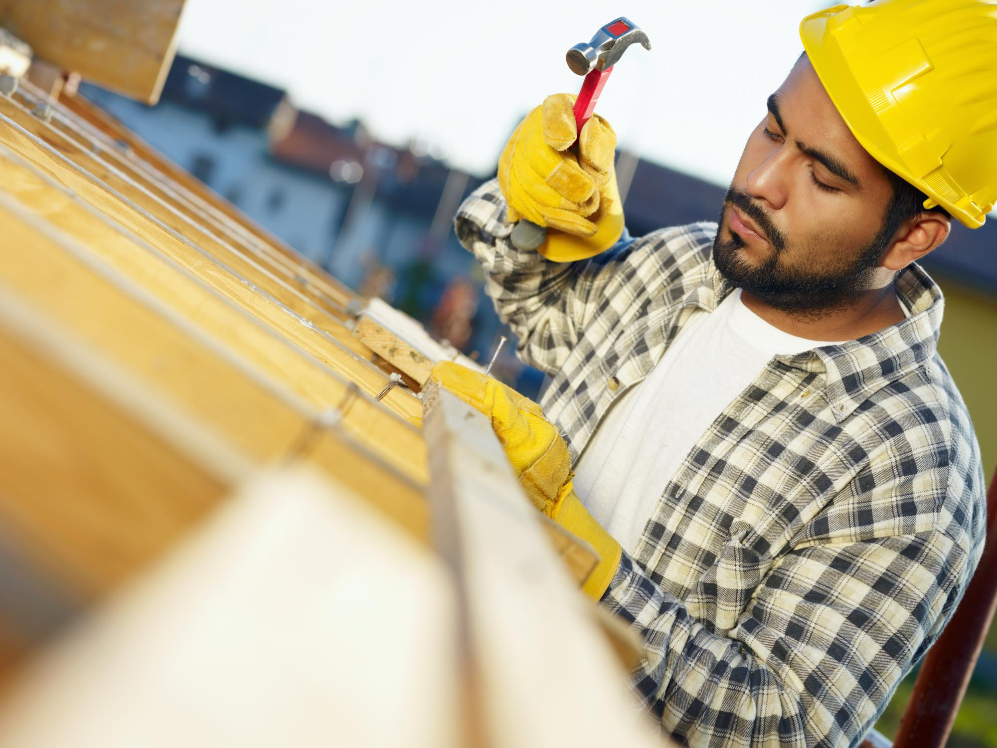 This is a picture of a deck builder.