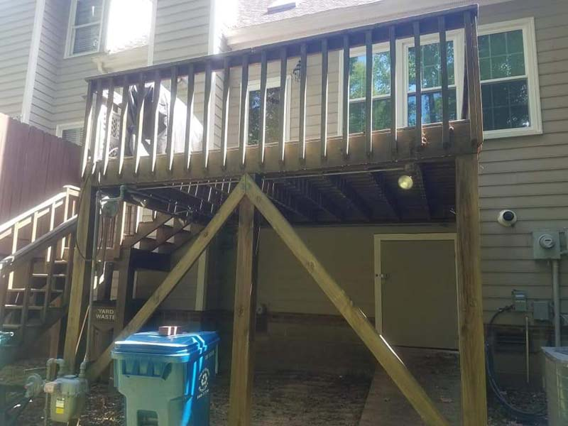 cary deck builders