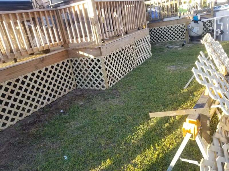 cary nc deck builders