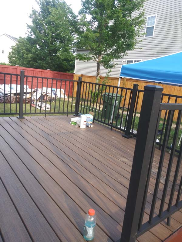 composite deck builder durham nc