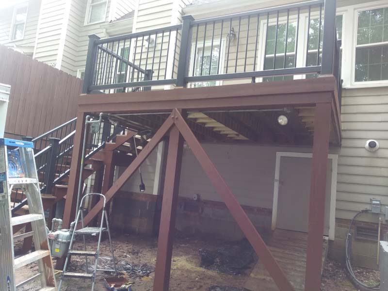 composite deck repair