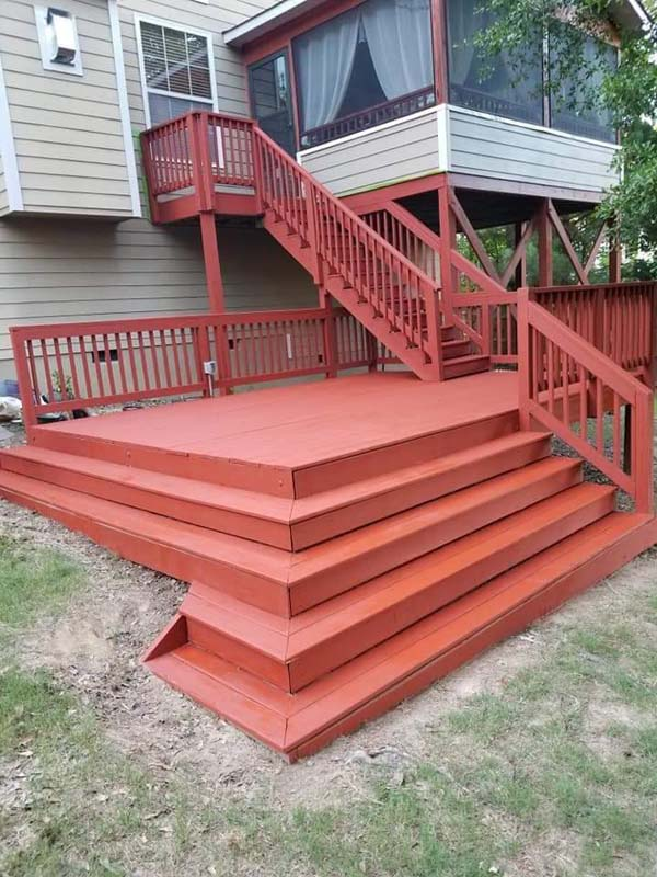 deck builder chapel hill