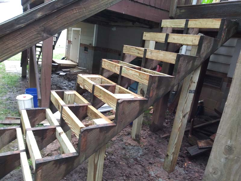 deck builders sanford nc