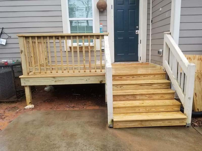 deck repair company