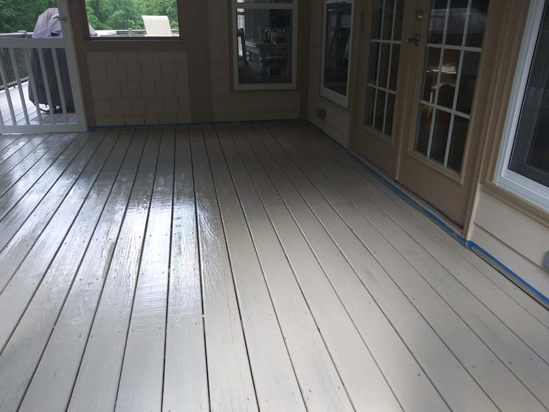 deck repair raleigh nc