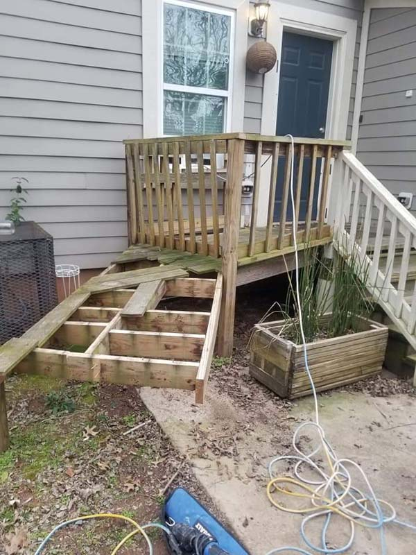 decking company near me