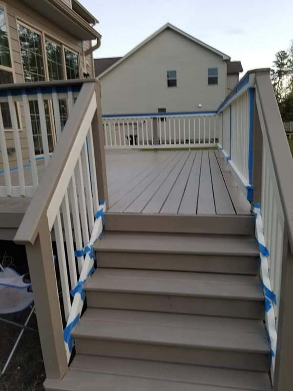 durham deck repair contractor