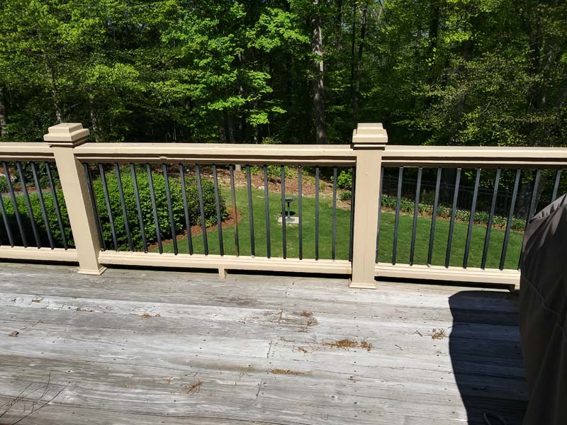 durham deck repair