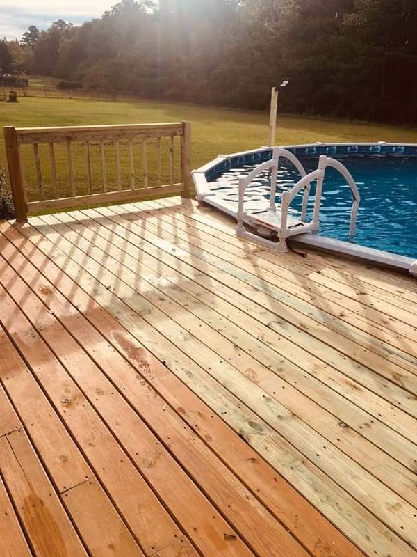 local deck repair contractor