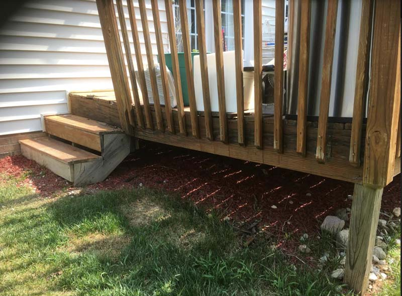 trex deck builder near me