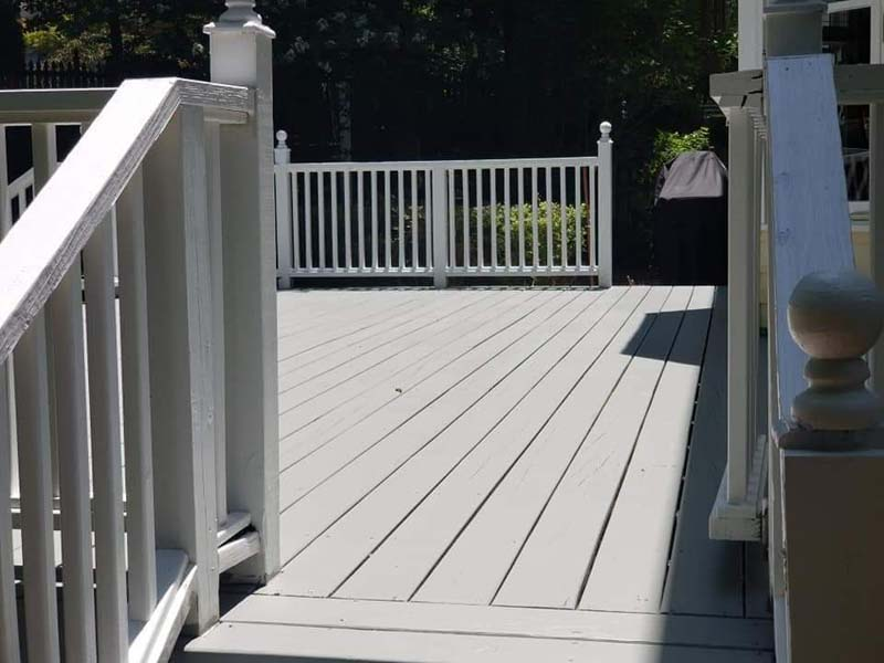 trex decking raleigh nc